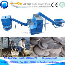 Best quality and high efficient mushroom production equipment