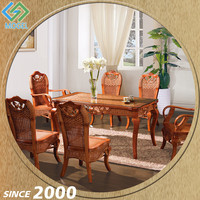 Oem&Odm Names Cane French Provincial Dining Room Furniture