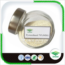 Best Price Agrochemical Fungicide Hot Sale Classic Systemic Pyrimethanil 70% WDG
