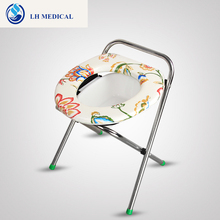 Commode toilet seat height adjustment,hot sale toilet seat chair,cheap commodity