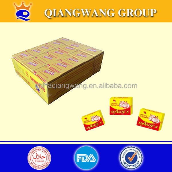Onion Flavour bouillon jumbo seasoning cube