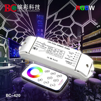 4 channel constant voltage pwm rgbw led strip controller