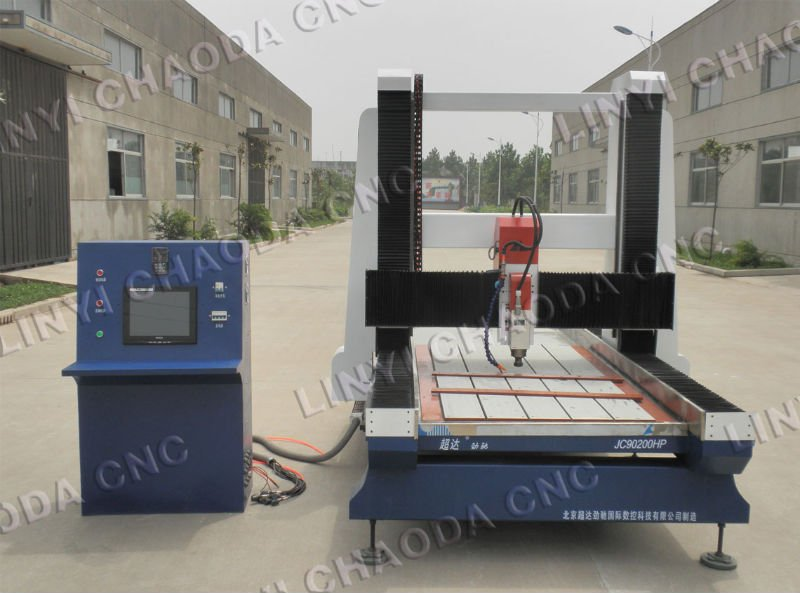 heavy duty router cnc For plastic moulding