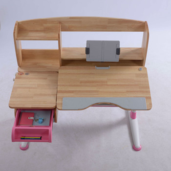 Children Furniture Study Table Ergonomic Desk For Homework