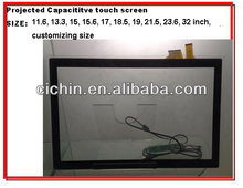 "10.1"",11.6"",13.3"",14.1"",15"",15.6"",17"",18.5"",19"",21.5"",23.6"" ,27"",32""projected capacitive touch screen panel with USB controller"