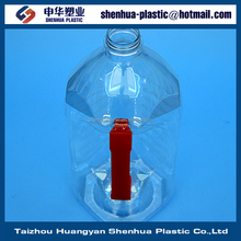 1.8L pet bottle for coconut oil packaging edible oil plastic bottle