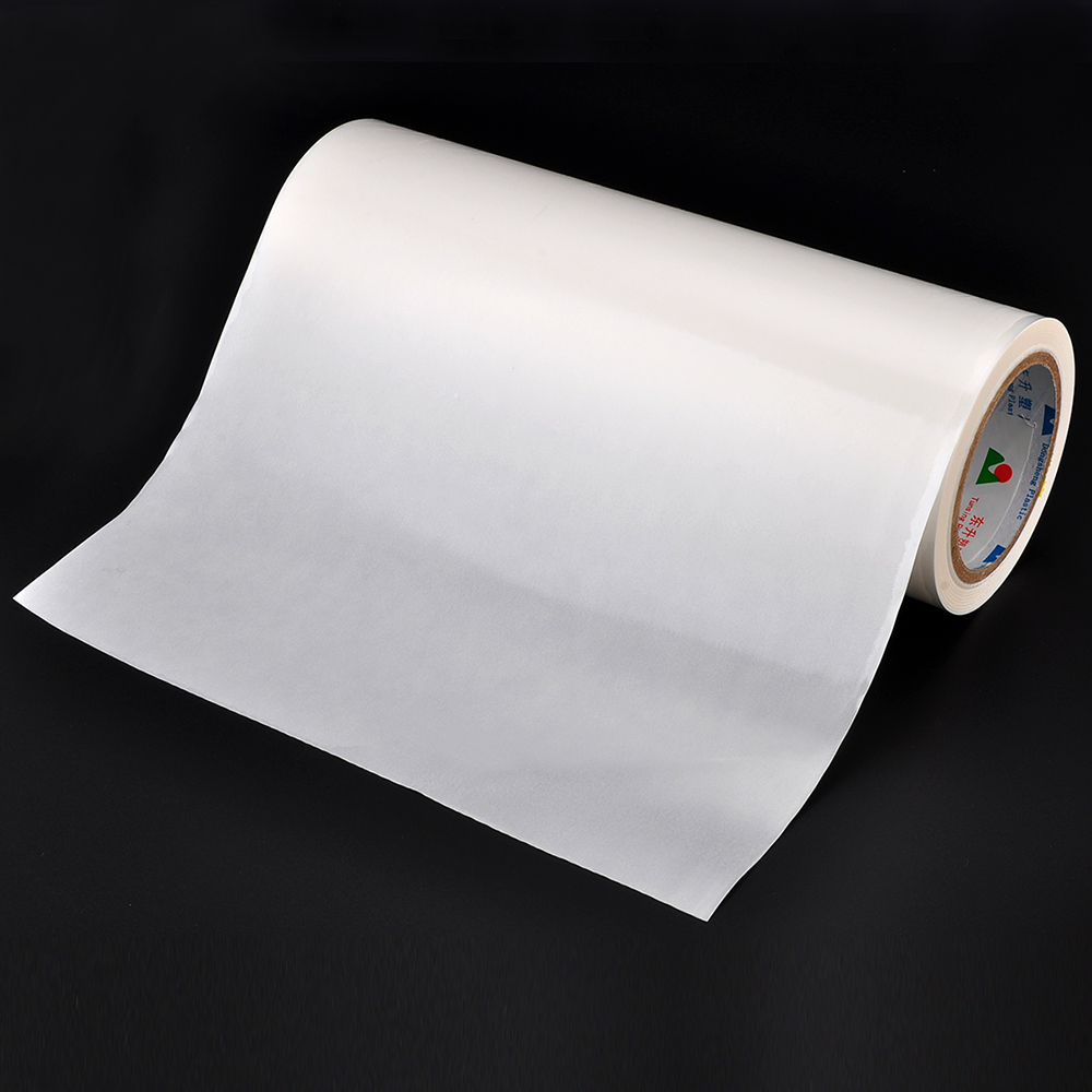 Cheap Sky Blue Transparent China PA Hot Melt Adhesive Film for Textile Fabric