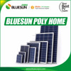 High quality poly 6w 6v small solar panel for home used