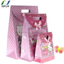 Hot sell from China NAVA brand OEM support recycle kraft paper bakery bag