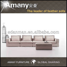 modern sofa couch design in white color