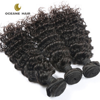 Wholesales 6a indian virgin temple hair extensions
