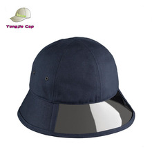 cheap cool promotional men stylish plastic bucket hat