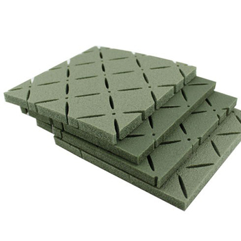 Gratis monster 8mm 10mm dikte PE foam shock pad