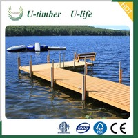 2016 China supply Europe Standard park decking floor