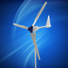 500W Mini Wind Power Generator For Home Bladeless Wind Turbine