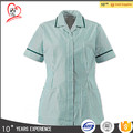 Stripes style hospital nusing uniform medical scrub tunic