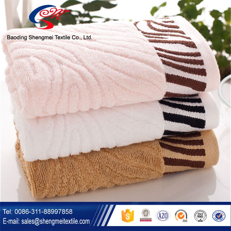 The best quality 100 bamboo towel fabric with good hand feeling