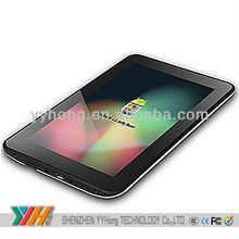 7inch Android 4.0 tablet allwinner a13 tablet