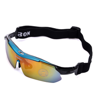 Fashionable Lowest Factory Price Blocking Light Windproof Polarization cycling eyewear