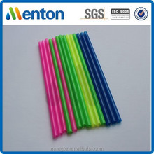 high quality chinese plastic straight straw for drinks