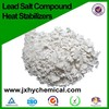 lead salt stabiliser for semi-transparent pipes