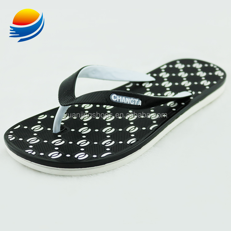 Manufacturer Offer Simple Men Chappal Design Plastic Chappals for Man 6J69+2W