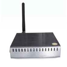metal case windows10 mini pc tv box CPU intel X5-Z8350 ROM 4G ROM 64GB stream media mini pc