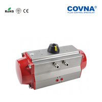 Single Acting or Double Acting Pneumatic Valve Actuator with Chinese Manufacturer Price
