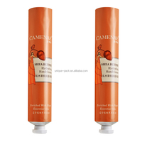 Aluminium Collapsible tube for hair color cream