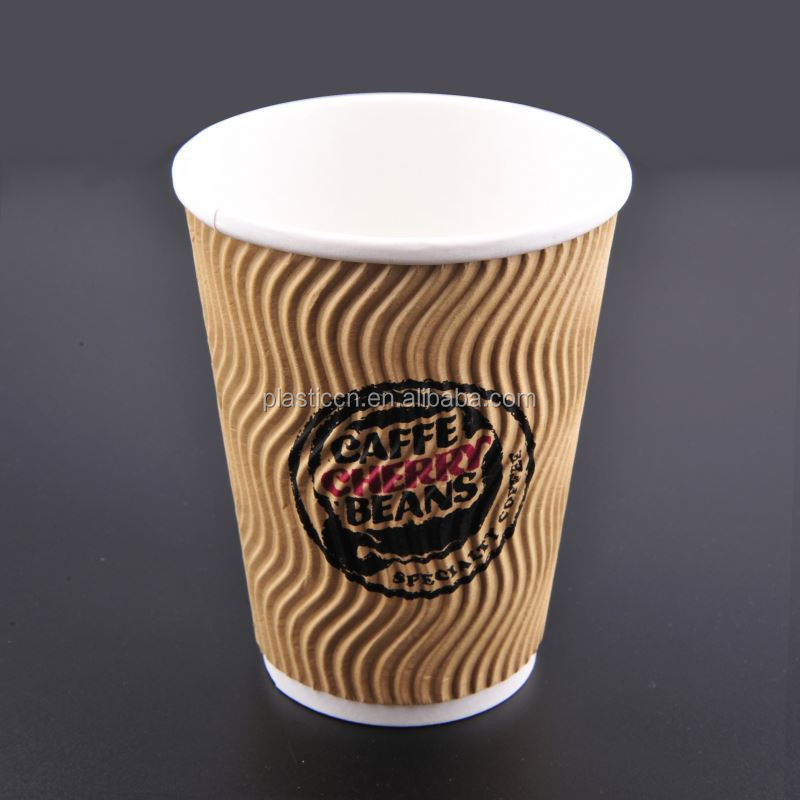 9oz paper cup fan/ coffee vending machine cups/ no smell cups