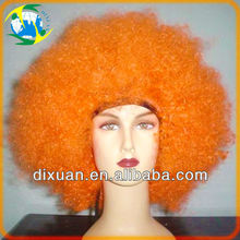 Synthetic Crazy Hair Wigs Curly Aliexpress Hair Wig (DX-WG-0018)
