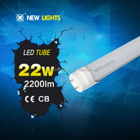 2015 price new hot sale 22w high lumen more attractive price hot led t8 tube light