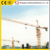 QTZ80(5513/6010) China Manufacturer Construction Machinery Tower Crane