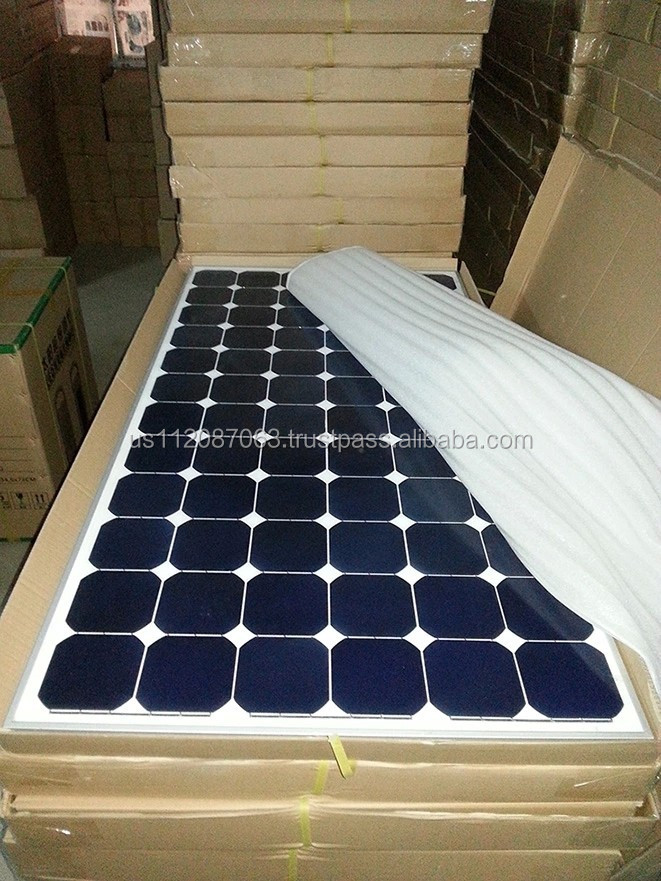 mounting 100 watt solar panel for sale