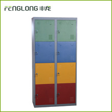 changing room locker dividers metal storage locker wardrobe for hanging clothes