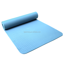 China Suppliers eco friendly cork tpe yoga mat