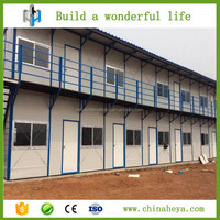 Prefabricated High Rise Steel Structure Residential House Design