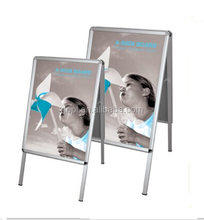Outdoor advertising poster stand,road signs,display stand