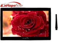 High Quality 1920x1080 15.6 Inch strong wall display advertising player