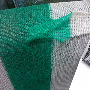 100% new virgin hdpe flat wire shade net with UV