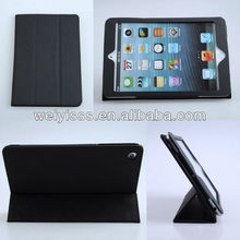 Magnetic Folio Stand PU Leather Smart Cover Case For Apple NEW iPad Mini