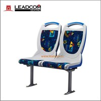 Leadcom plastic city bus seats for sale Civic series GJ01A