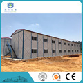 Easy To Install prefabricated house design worker labor camp