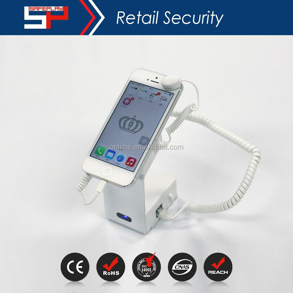 ONTIME SP2107 mobile phone security display stand with <strong>alarm</strong>