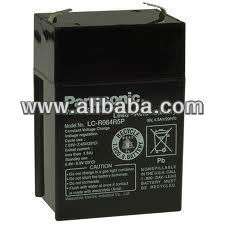 Panasonic VRLA Lead Acid Battery LC-R064R5NA