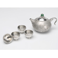 Top quality handle commercial tea pot