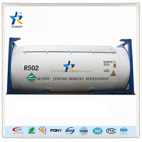 99.9% purity r502 refrigerant gas for sale