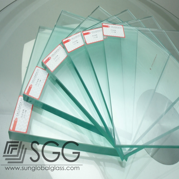 clear sheet glass/6mm thick clear float glass office doors glass inserts