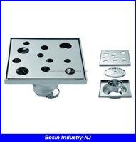 bathroom stainless steel floor drain grate