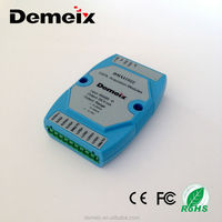Analog output module serial communication port remote control electric meters